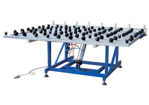 Fully Automatic Horizontal Insulating Glass Line