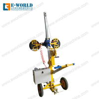 Two Suction Cup Vacuum Glass Loading Lifter