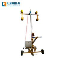 Outdoor Glass Installation Vacuum Lifter