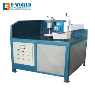 Small Glass shape edging polishing machine