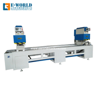 PVC Window Cutting Fabrication Making Machinery