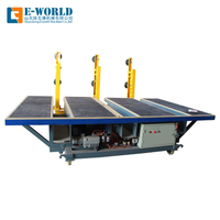 Air Float Glass Loading Breaking Table