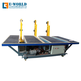 Air Floated Glass Loading Breaking Table