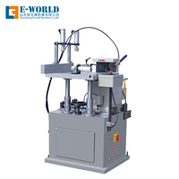 Aluminum Window Mullion End Milling Machine