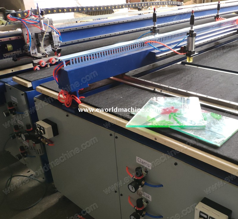 Automatic Laminated Glass Cutting Machine