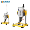 Small size manual glass drilling Machinery