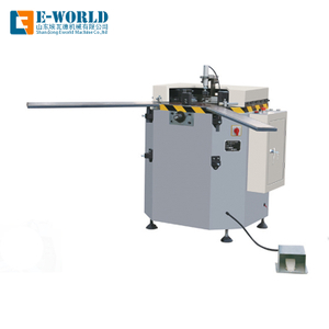 Aluminum Window Single Head Corner Combining Machine