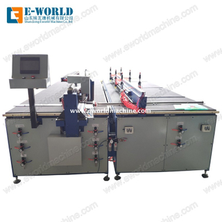 PLC Laminated Glass Cutting Machine for LG Glass