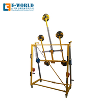 Outdoor Glass Transport Handling Lifting Equipment