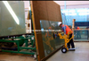 Vacuum Glass Curtain Wall Installation Transport Lifting Equipment