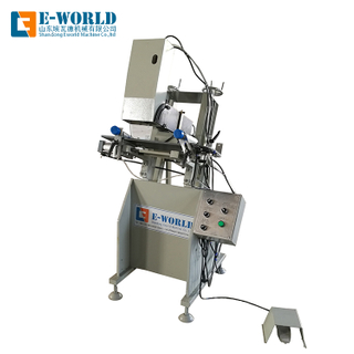 Water Slot Milling UPVC Window Door Machine