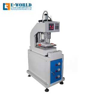 PVC Window Single Head Welding Upvc Window Making Machine
