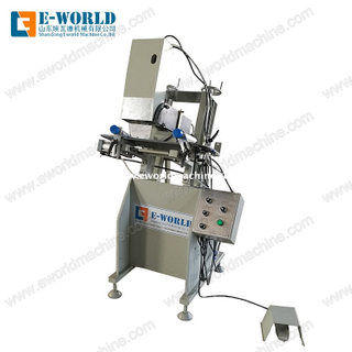 UPVC Plastic Profile Window Assemble Machine for Water Slot