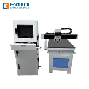 Small Size Automatic Glass Cutting Machine