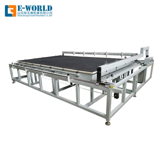 X-Y Multiple Heads Semi-automatic Glass Cutting Machine