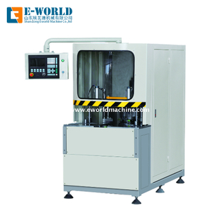 Upvc Vinyl Frame Window Corner Cleaning Making Machine