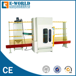 Automatic Glass Sandblaster Sandblasting Machine
