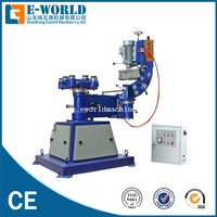 Single-Arm Different Glass Shape Beveling/Edging Machine