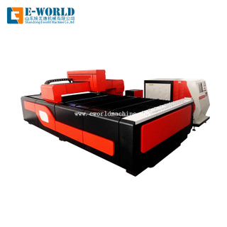 Aluminum Metal Fiber Laser Marking Engraving Machine