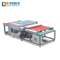 Horizontal Glass Washing Machinery for Small Size 40*40mm