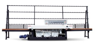 Glass Straight Line Pencil Round Edging Machine