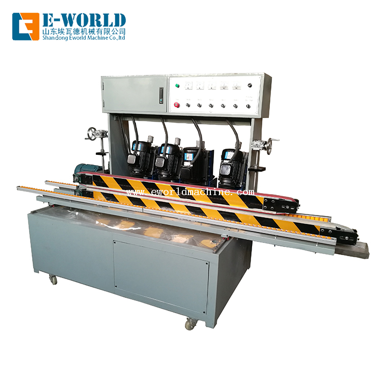 Portable Small Glass Straight Line Beveling Machine