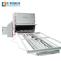 Automatic Glass EVA Film Laminating Machinery with Ce