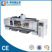 Fully Automatic 3 Axis CNC Glass Shape Edging Machine