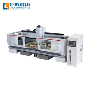 CNC Automatic Shaped Glass Edge Processing Machine