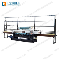 New Design Vertical Type Glass Beveling Machine