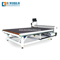 Full Automatic Shaped Glass Cutting Table