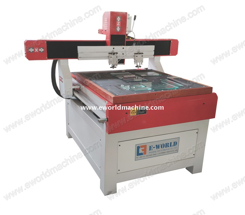 Multi-head Automatic Mosaic Glass Cutting Machine